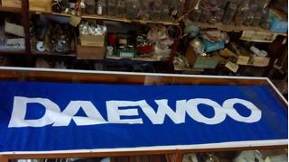 Bandera Publicidad Daewoo