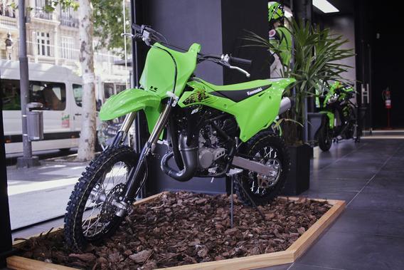 Kawasaki Kx 85 Lanzamiento Exclusivo Lidermoto