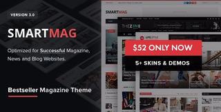 Tema Blog De Jornalismo Wordpress Jornal, Revistas, Noticias