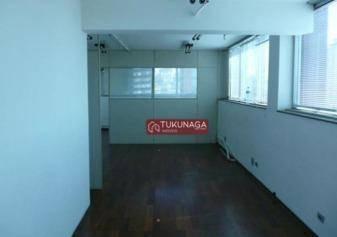 Sala Para Alugar, 50 M² Por R$ 1.700/mês - Carandiru - São Paulo/sp - Sa0153