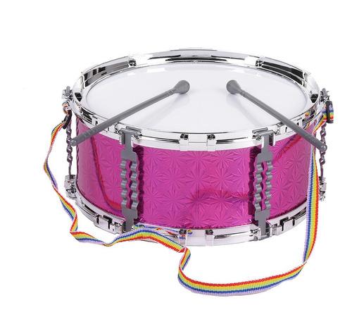 Juguete Musical De Percusión De Jazz Colorido Caja De Tambor