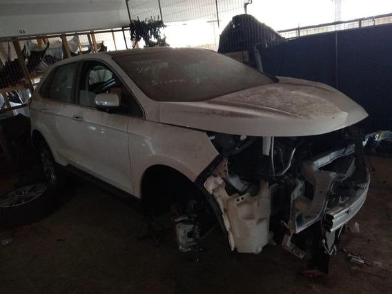 Sucata Para Vendas De Peças Em Geral Ford Edge 3.5 Ano 2016