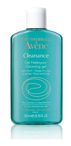 Cleanance Gel Limpiador 200ml Avene