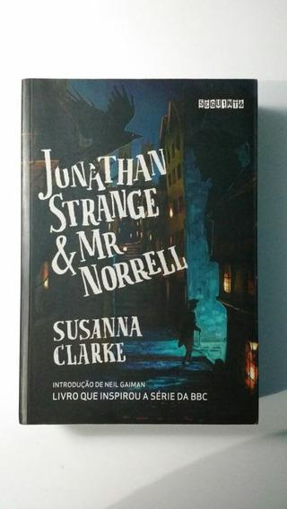 Livro Jonathan Strange & Mr. Norrell