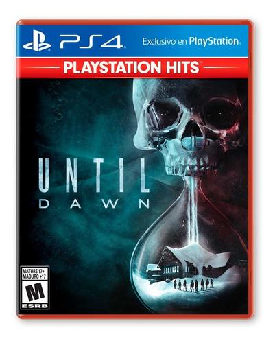 Hits: Until Dawn - Playstation 4