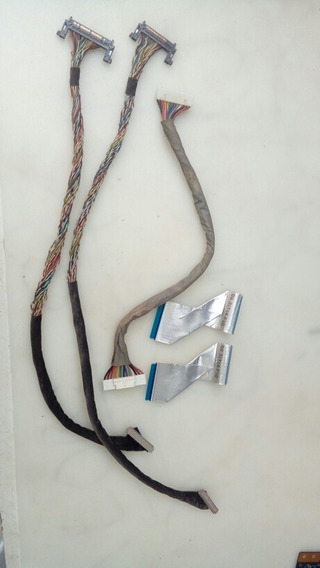 Kit Cabos Flat Lvds ( Le32h158i ) 100%