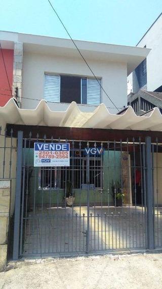 Sobrado Com 2 Dormitórios À Venda, 90 M² Por R$ 700.000,00 - Jabaquara - São Paulo/sp - So0416