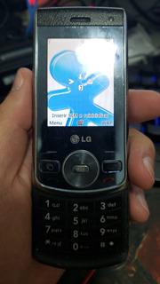 Celular Lg Gd330 - Funcionando