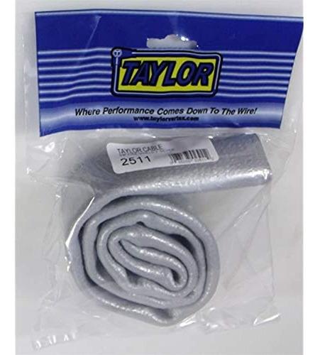 Imagen 1 de 1 de Taylor Cable 2511 Funda De Fuego Plateada