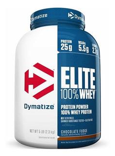 Elite Whey 5lbs/2,3kg + Multishaker - Dymatize