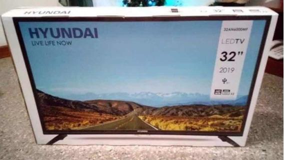 Tv Led Hyundai De 32 Pulgadas Totalmente Nuevo