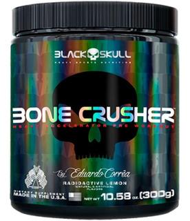 Pre Treino Bone Crusher 300g - Black Skull