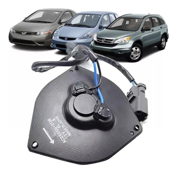 Motor Ventoinha Honda Civic Cr-v Fit 2003 04 05 10 11 2012
