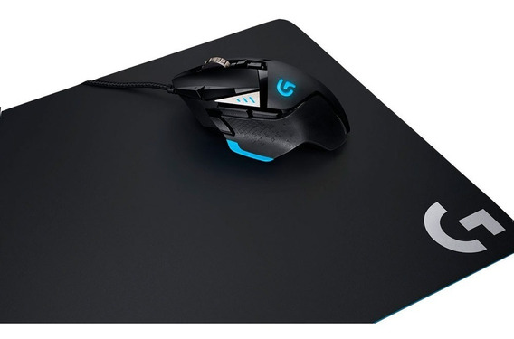 Mouse Pad Logitech G240 Cloth Control Speed Gaming Negro