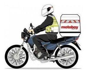 Sou Motoboy Cadastrado No Mercado Livre.