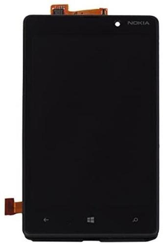 Tela Frontal Touch Display Nokia Lumia 820 - Semi Novo