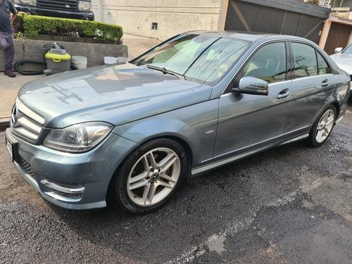 Mercedes-benz Clase C250 Cgi 2012 $198500 Socio Anca
