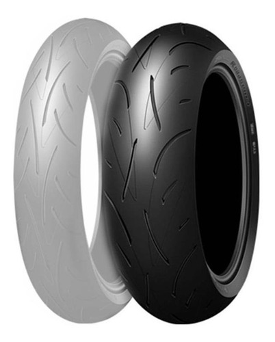 Cubierta 120 - 60 X 17 55w Road Sport Dunlop