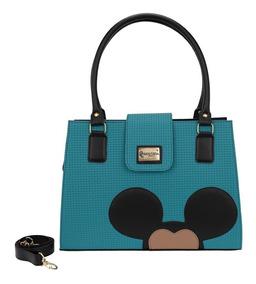 Conjunto 2 Bolsas Mickey Disney Alta Qualidade Envio 24h