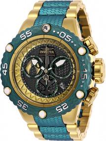 Relógio Invicta 26782 Dc Comics Aquaman Ed Limitada