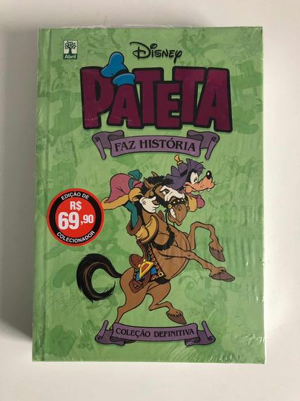 Hq Pateta Faz História Hércules - Lacrado - Envio R$ 12