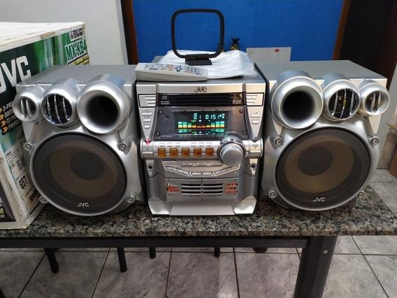 Mini System Jvc Mx-kb4 Raro!!!
