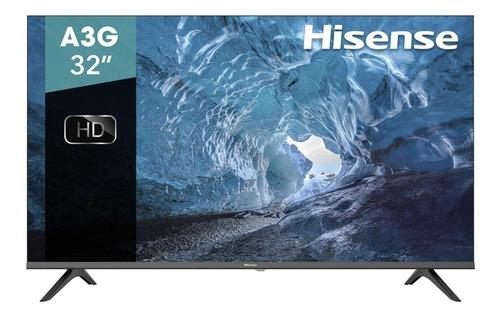 Imagen 1 de 4 de Television Hisense 32a3g Led 32in Hd 60hz Usb Negro