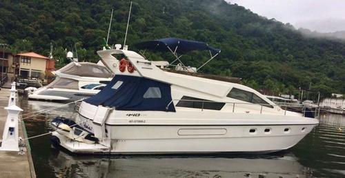 Locação Aluguel De Lancha / Barco Em Guarujá E Riviera