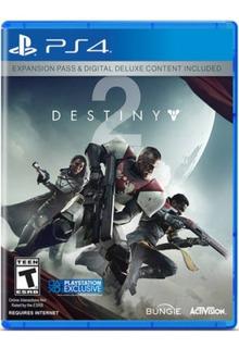 Destiny 2 Deluxe Edition Ps4 Fisico + Envio Gratis