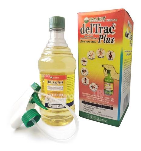 Deltrac Plus Insecticida 630ml. Somos Tienda Física Chacao.