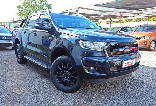 Imagen 1 de 15 de Ford Ranger Limited Black Edition 4x4 At