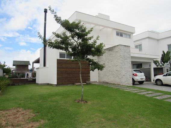 Linda Casa Com 3 Dormitórios Para Alugar Em Condomínio No Campeche. Imóvel Alto Padrão - Ca2081