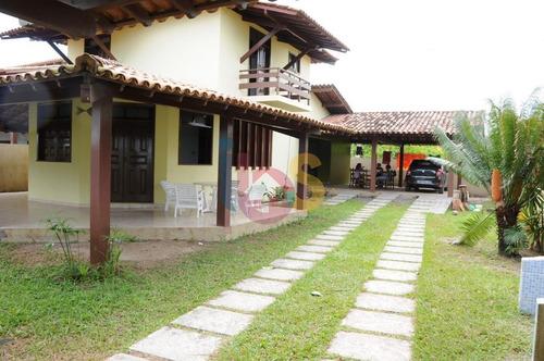 Imagem 1 de 6 de Casa No Condomínio Verde Mares  - 5154