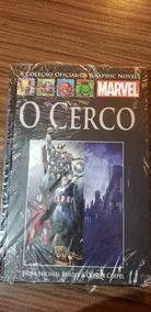 O Cerco - Marvel Salvat - Novo