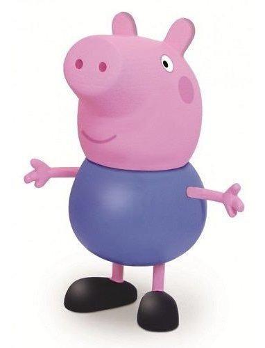 Boneca Peppa Pig George Elka 998