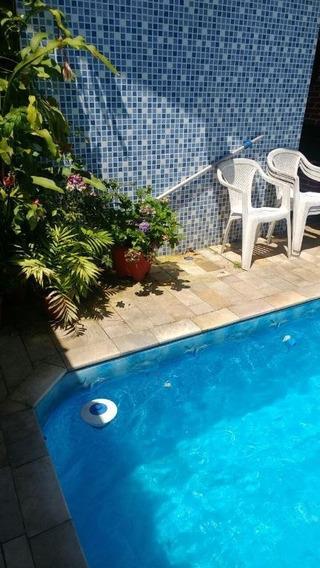 Casa Em Caiçara, Praia Grande/sp De 72m² 2 Quartos À Venda Por R$ 330.000,00 - Ca183771
