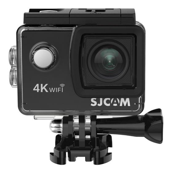 Câmera De Ação - Sjcam Sj4000 Air Original +bastão Flutuante