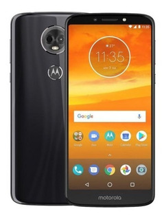 Motorola Moto E5 Plus 16gb Cam12mp Huella Ram 2gb 5000mah