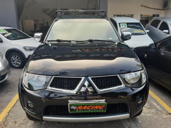 L 200 Triton Hpe 4x4 3.5 V6 Flex Cab. Dupla 83.000km
