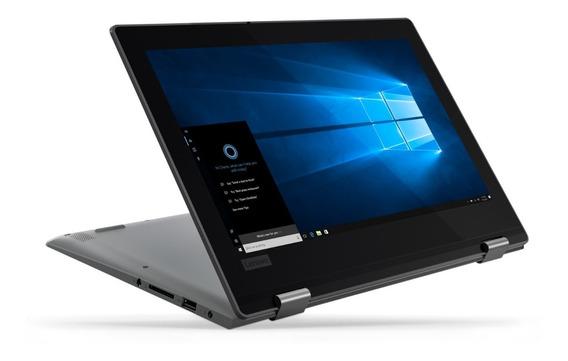 Notebook Lenovo Flex 11 2in1 Tela De 11 Poelegadas 64gb 4gb Ram - Modelo Tablet Tela Touch