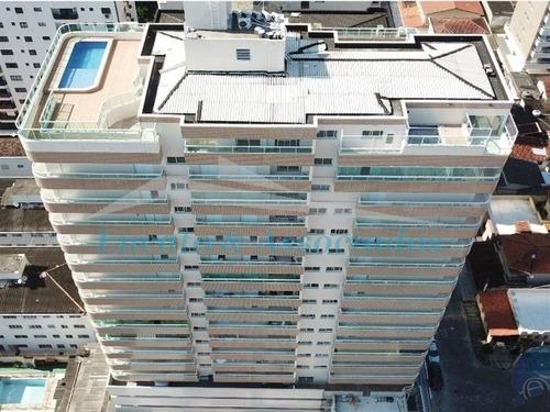 Imagem 1 de 27 de Apartamento Na Guilhermina, 03 Dormitórios Sendo 03 Suítes, 03 Vagas De Garagem. - Ap00543 - 2813565
