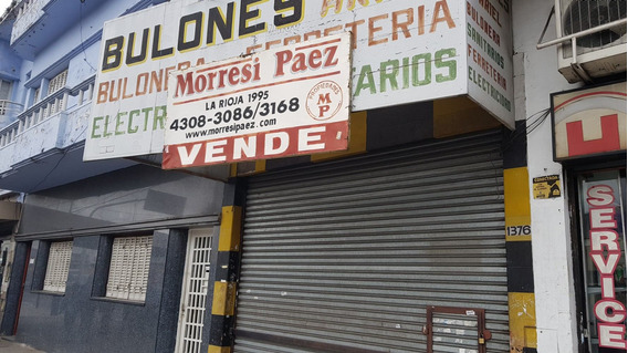 Local A La Calle, Con Deposito, Entrada Camioneta, Pompeya