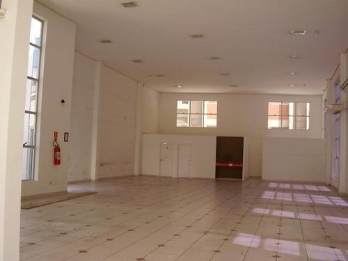 Imagem 1 de 14 de Salão Para Alugar, 400 M² Por R$ 35.900,00/mês - Cambuí - Campinas/sp - Sl0877