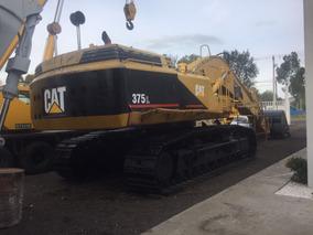 Excavadora Caterpillar 375l