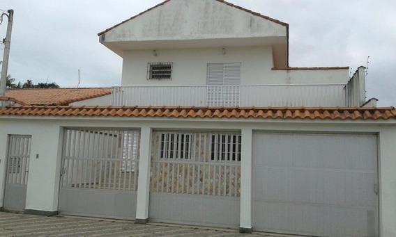 Casa Em Parque Balneário Oásis, Peruíbe/sp De 260m² 4 Quartos À Venda Por R$ 350.000,00 - Ca534131
