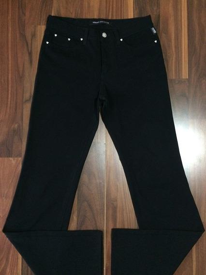 Calça Versace Jeans Couture 40 Stretch Original Importada