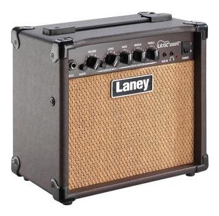 Amplificador De Guitarra Electroacústica Laney La15c 15w