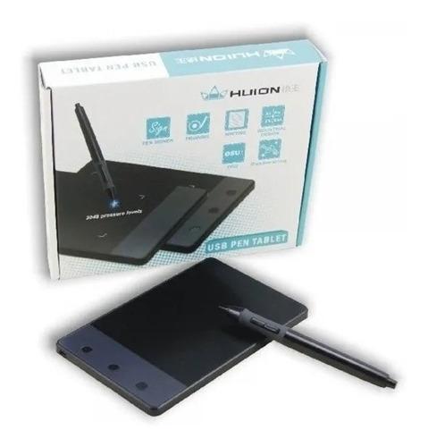 Tableta Grafica Y Lapiz Huion Usb Para Diseño Y Computadoras