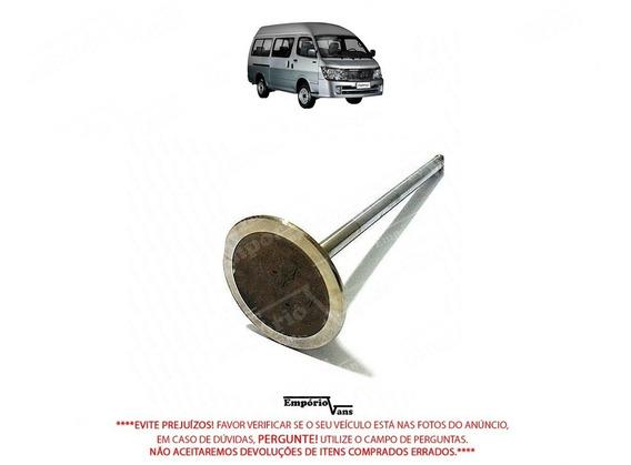 Válvula De Admissão Do Motor Topic Jinbei 2.0 16v Original