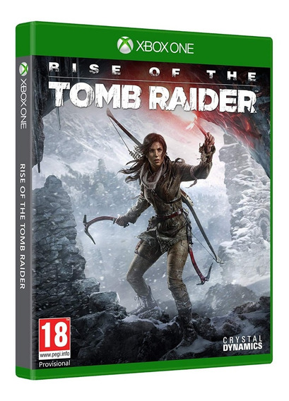 Rise Of The Tomb Raider Lacrado Oferta! Loja Física!
